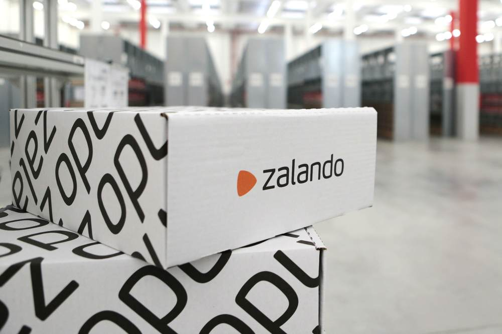 Zalando e-commerce