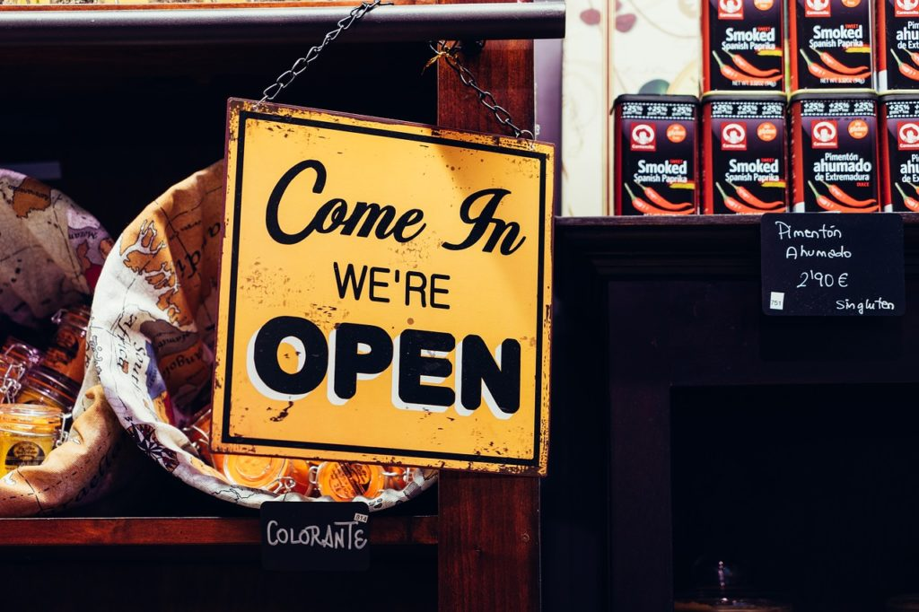 An e-commerce startup is a 24/7 hour open store