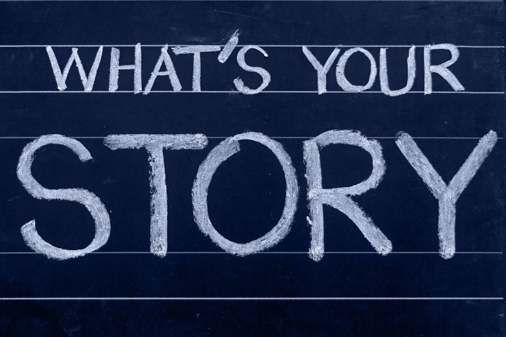 storytelling with content