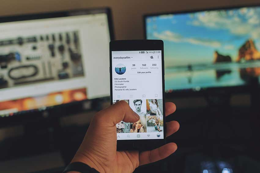 Your Instagram photos