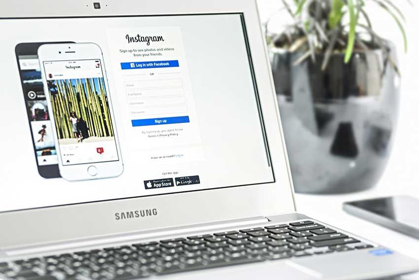 Optimize the Instagram username