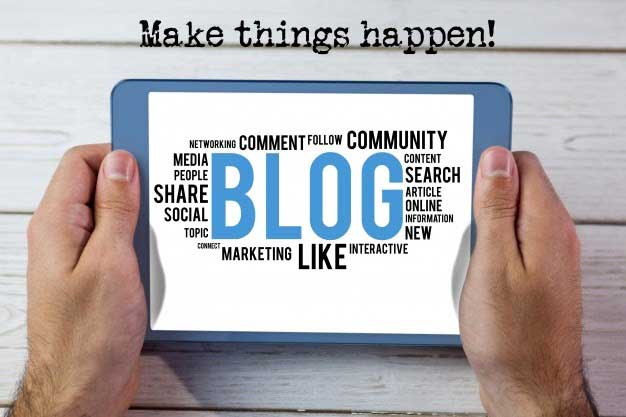 5 Tips to Get More Traffic and Improve Your Blog