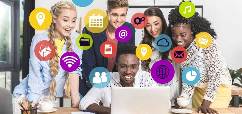 eCommerce Digital Marketing Agency will help you with Social media