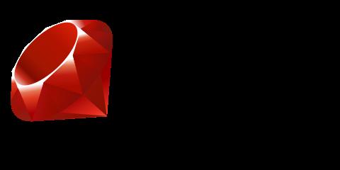 Top Programming Languages in 2020 - Ruby programming language logo