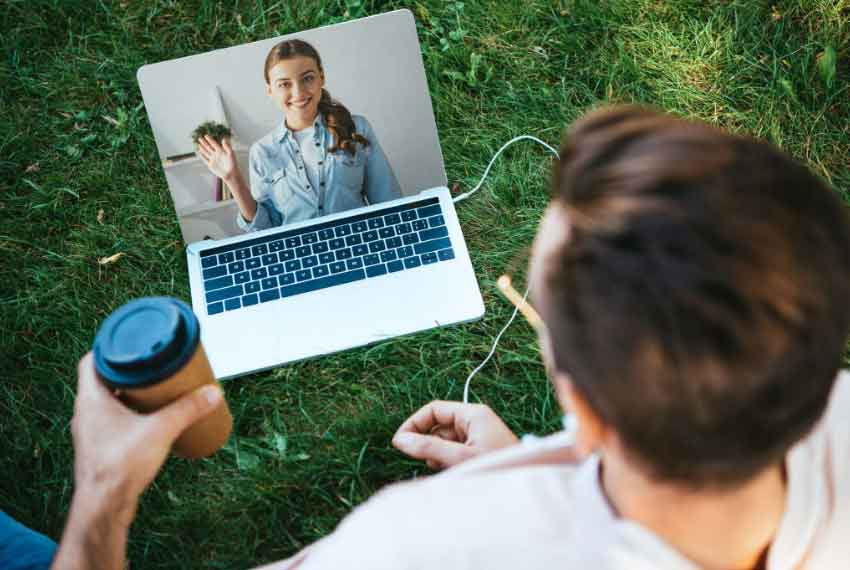 The platform of video conferencing
