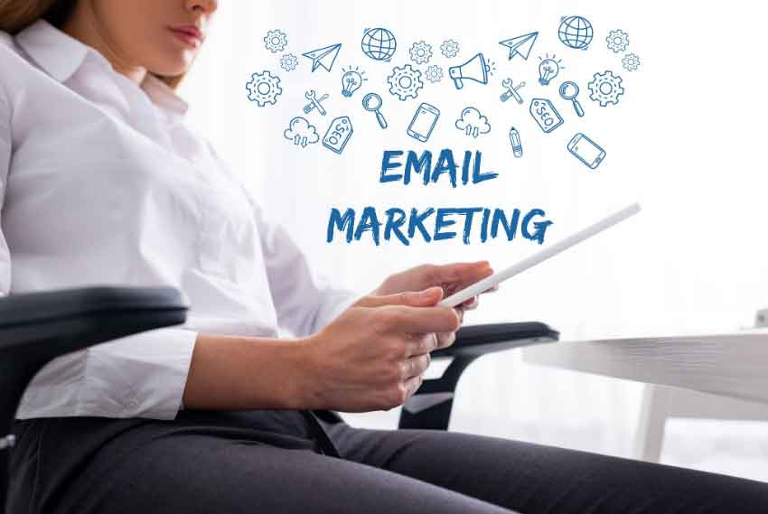 The email marketing channel