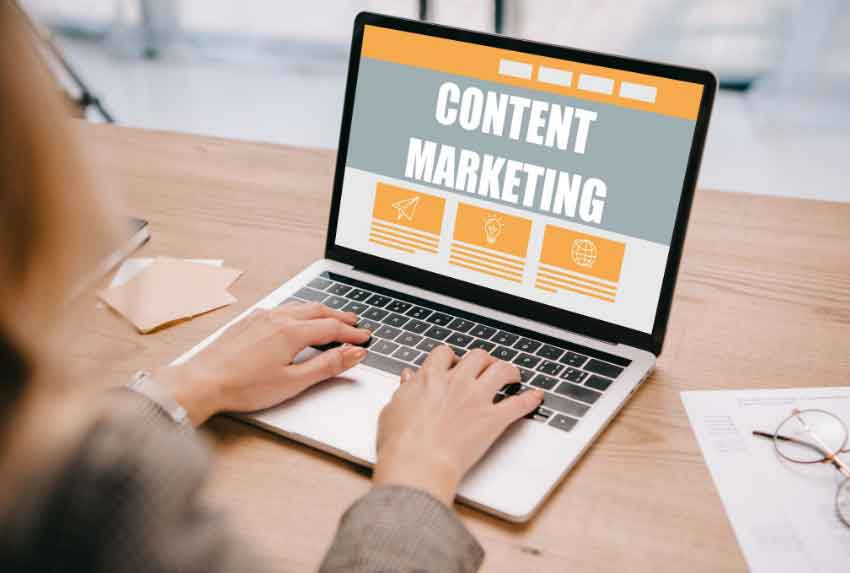 A vital key to designing a meaningful SEO approach is content marketing.