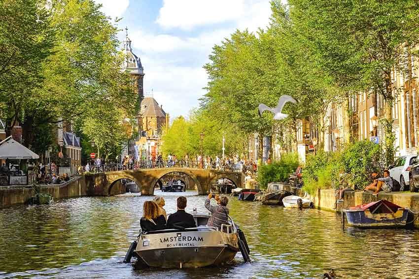 Amsterdam Smart City