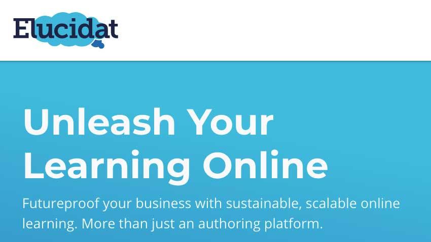 Elucidat is a versatile eLearning platform