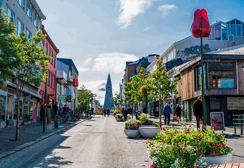 Reykjavik Smart City