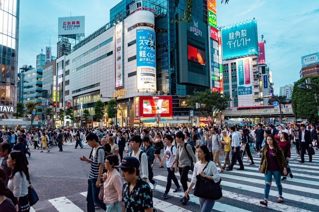 Tokyo Smart City