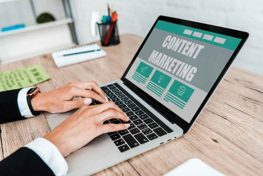 Invest in Content Marketing