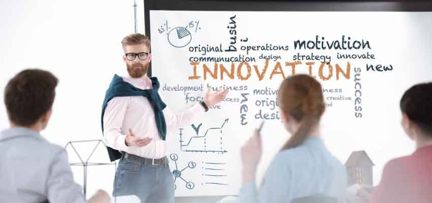 Harnessing the Power of Innovation for a Better Business