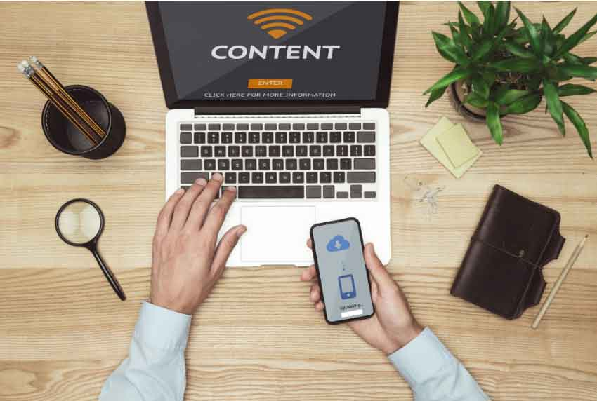 Create Magnetic Content