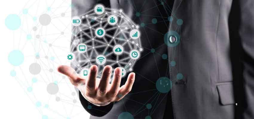 The Digital Transformation of Large Enterprises